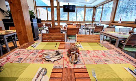 Reštaurácia s letnou terasou